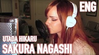 Gambar cover (Mikutan) ENGLISH Sakura Nagashi (Utada Hikaru)