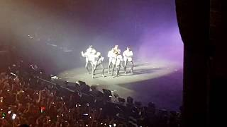 DOPE BTS The Wings tour in  Brazil Fancam
