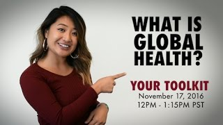 [FACES Connect] What is Global Health?
