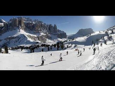 Val Gardena Dolomiti Italy Валь Гардена