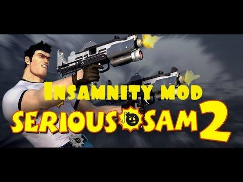 Serious Sam 2: InSamnity! 2 mod Аллея Сфинксов - (Прохождение №3)