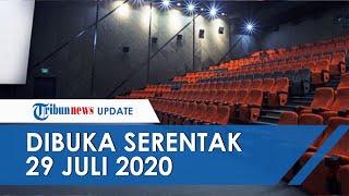 Bioskop di Indonesia Resmi Dibuka Serentak pada 29 Juli, Pengelola Siapkan Protokol New Normal