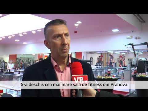 S-a deschis cea mai mare sală de fitness din Prahova