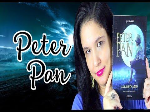 Peter Pan A Origem da lenda | J.M. Barrie