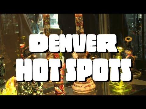 Video Denver Hot Spots  //  420 Science Club
