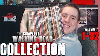 The Complete Walking Dead Collection!