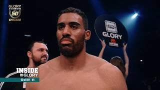 GLORY 50 Chicago: Benjamin Adegbuyi Breaks Down Heavyweight Contender Tournament