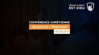Questions/réponses chrétiennes à Nice.