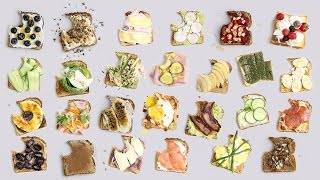 What to make with toast