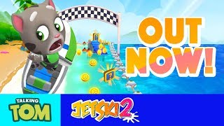 Talking Tom Jetski 2 - Jet. Set. Go! (Gameplay) DOWNLOAD NOW!