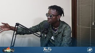 Chi Ching Ching Clears The Air About Rumoured Popcaan Rift || The Fix Podcast