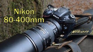 Brief Review - Nikon AF 80-400mm f/4.5-5.6D IF-ED VR