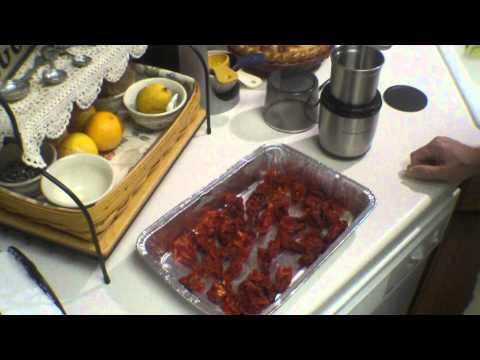 Homemade Spanish Paprika