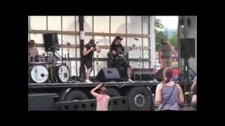 Video 08.08.15 - KRYPTON (CZ) živě - Judas Priest - Breaking the law