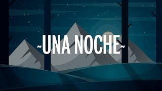 Rauw Alejandro, Wisin   Una Noche (LyricsLetra)