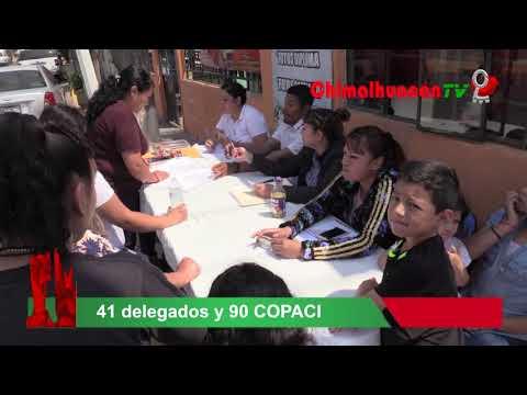 Realizan elección de autoridades auxiliares de Chimalhuacán