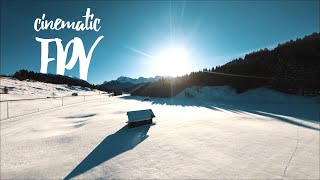 GoPro Hero 8: CINEMATIC FPV | TBS Oblivion | ReelSteady Go