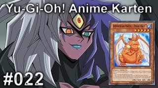 Yu-Gi-Oh! | Anime Karten | #022