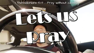 Let Us Pray!