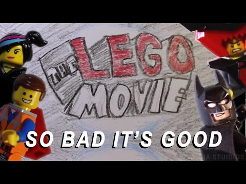 The LEGO Movie Trailer (