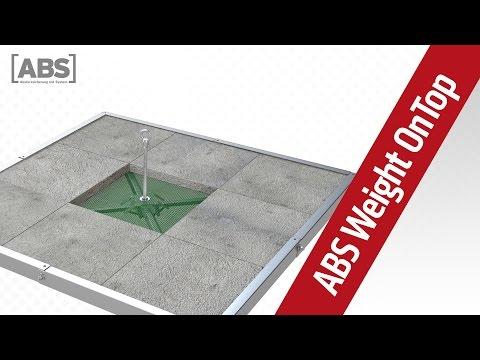 Kompakte Video-Präsentation zum Sekuranten ABS Weight OnTop.