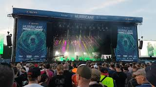The Cure   Lullaby   Hurricane Festival 2019