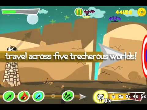 Video of BowQuest: PandaMania! Lite