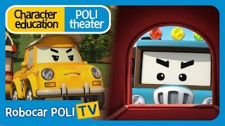 Character education | Poli theater | I'm disappointed, Cap!
