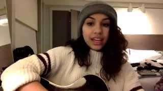 Justin Bieber - Love Yourself (Alessia Cara Cover)