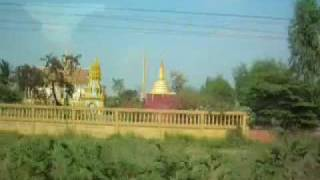preview picture of video 'Road to Sisophon - Cambodia'