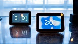 Lenovo Smart Clock and Smart Tab hands-on