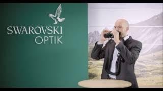 SWAROVSKI OPTIK EL Range - HOW TO: Set up- Diopter adjustment