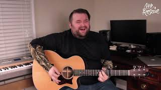 Drunk Me   Mitchell Tenpenny Acoustic Cover