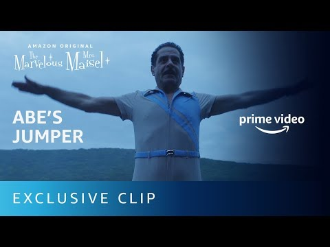 The Marvelous Mrs. Maisel | Abe Weissman's Workout | Prime Video