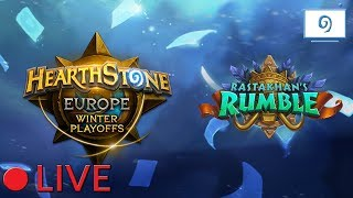 HCT Winter Playoffs Europe Season 3   Day 2 Swiss Rounds 6-7 Group Stage Full VOD