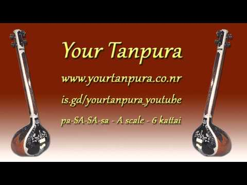 Your Tanpura - A Scale - 6 Kattai Mp3