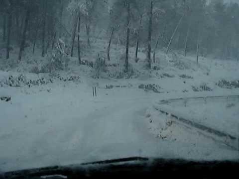Corbera nevada 2010