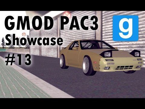 Gmod Pac3 Urls