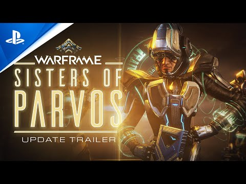 Warframe Sisters of Parvos Update is Live, Adds A New Water-Themed Warframe and Weapon Rewards