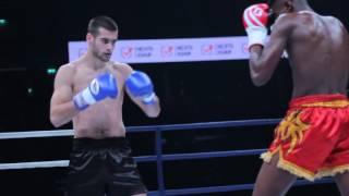 "Constantino Costas Nanga vs Kirill Marchenko - ""NUMBER ONE Fight Show"" Season 4 -4.12.2015"