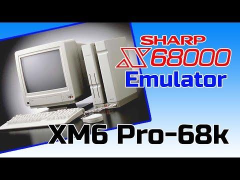 Sharp X68000 смотреть онлайн видео в отличном качестве и без