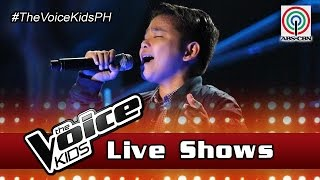 "The Voice Kids Philippines 2016 Live Semi-Finals: ""You Raise Me Up"" by JC"