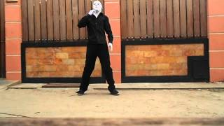 Fatin Shidqia Lubis - Robot Dance - Pumped Up Kicks.mp4