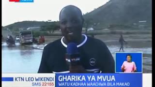 Mamia  waachwa bila makao katika kaunti za Tana river na Turkana kufuatia  mafuriko