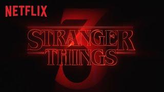 Stranger Things 3. Sezon Tanıtımı