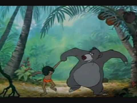 The Bare Necessities (1967) (Song) by Bruce Reitherman and Phil Harris