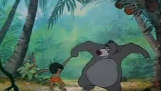 The Bare Necessities [Jungle Book]