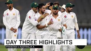Pakistan pacemen impress in Perth tour match