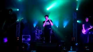 Etta Zero - Turn The World To Ice & Anymore (Live @ 15 Years Of Pain @ SAL Schaan 2013)