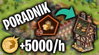 PORADNIK - NAKŁADKI DO SPICHLERZY (+5.000/h) - Goodgame Empire